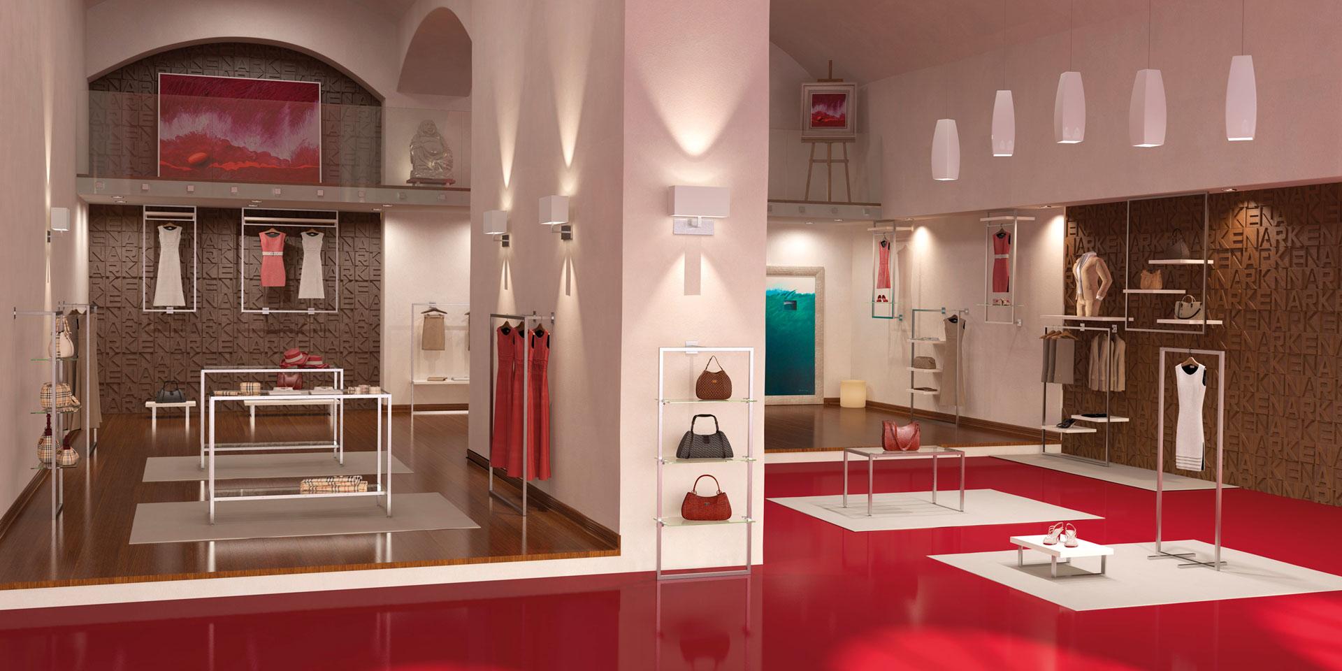Arredamento negozi verona la vetrina italia for Casa italia arredamenti napoli