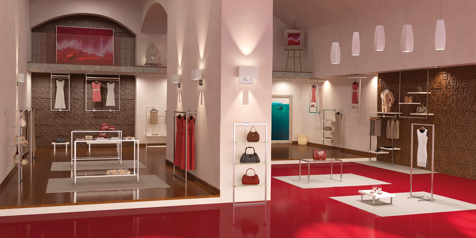 arredamento negozi verona - la vetrina italia - arredamenti e ... - Arredamento Negozio Abbigliamento Yahoo